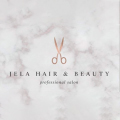 Jela Hair and Beauty logo
