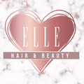 Elle's Hair & Beauty Bar logo