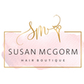 Susan McGorm Hair Boutique logo