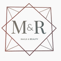 M & R Beauty logo