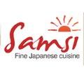 Samsi Japanese Restaurant logo
