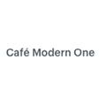 Café Modern One  logo