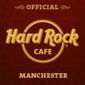 Hard Rock Cafe Manchester logo