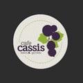 Cafe Cassis logo