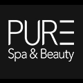 PURE Spa & Beauty, Ocean Terminal logo