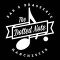 The Dotted Note logo
