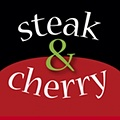 Steak and Cherry logo