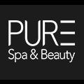 PURE Spa & Beauty, West Nile Street logo