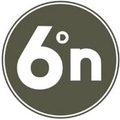 6 Degrees North logo