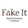 Fake It Hair Extension & Beauty Lounge logo