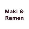Maki & Ramen logo