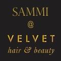 Sammi @ Velvet Hair & Beauty logo