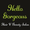 Hello Gorgeous Hair & Beauty logo