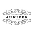 The Juniper, Scottish Gin Bar logo