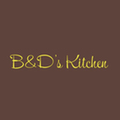B&D's Kitchen logo