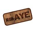 Rib-Aye logo