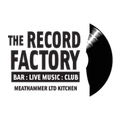 Record Factory logo