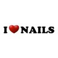 I Love Nails logo
