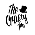 The Crafty Pig logo