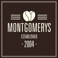 Montgomery's Cafe logo