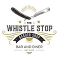 The Whistle Stop Barber Shop logo