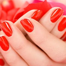 Photo of Ruby Red Nails (within Susan McGorm Hair Boutique)