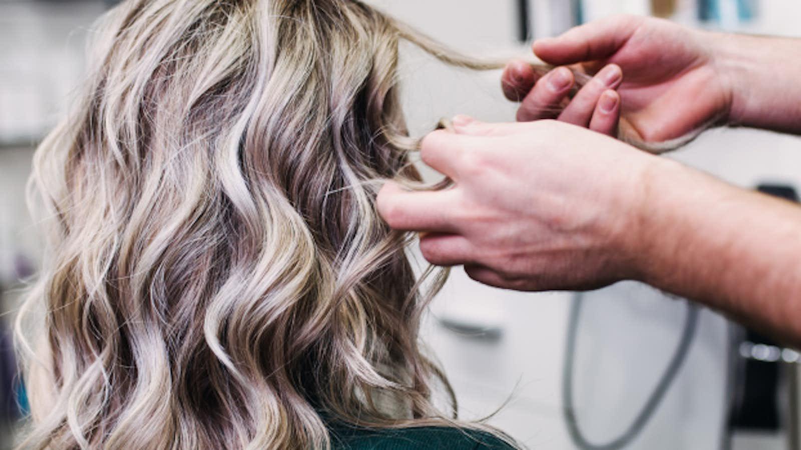 Blush & Blow Hair & Beauty