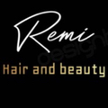 Remi Hair and Beauty logo