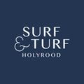 Surf & Turf Holyrood logo