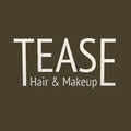 Tease Hair & Make Up logo