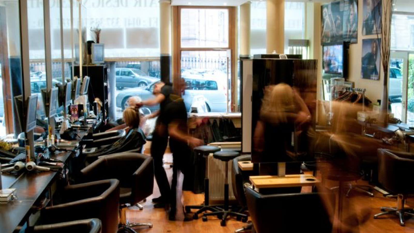 Sculptur Hair Design (Kelvinbridge)