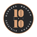 10 10 logo