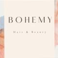 Bohemy Hair & Beauty logo