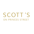 Scott's on Princes Street logo