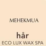 Mehekmua within hår Eco Lux Wax Spa logo