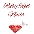 Ruby Red Nails (within Susan McGorm Hair Boutique) logo