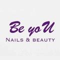 Be yoU Nails & Beauty logo