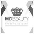 MD Beauty Training Academy logo