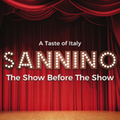 A Taste of Italy - Sannino - The Show Before The Show logo