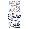 Slurp at the Kirk logo