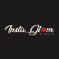 Insta Glam Studio logo