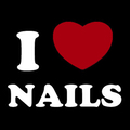 I Love Nails logo