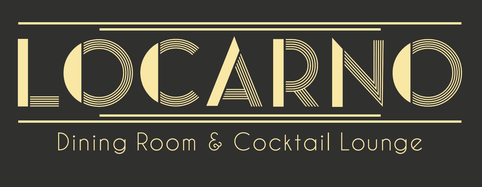 Locarno Dining Room  logo