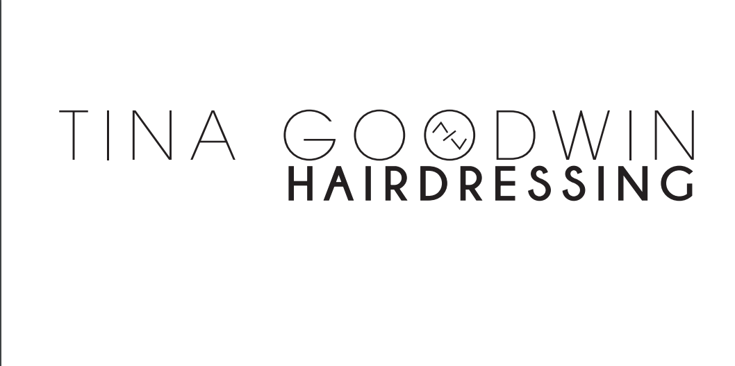 Tina Goodwin Hairdressing  logo