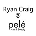 Ryan Craig @ Pele Hairdressing logo