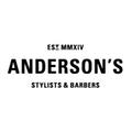 Andersons Hair logo