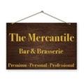 Mercantile Bar & Brassiere logo