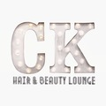 CK Hair & Beauty Lounge logo