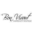 Bon Vivant Hair & Beauty Boutique logo