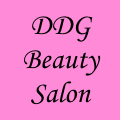 DDG Beauty Salon logo